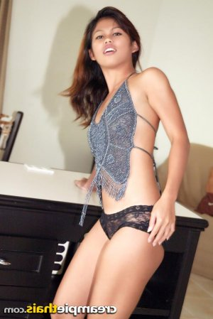 Mila thai outcall escort Warren